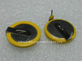 Lir2032 3.6V 60mAh Lithium Rechargeable Coin/Button Battery