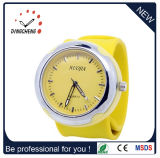 2015 New Style Charm Silicone Wrist Watch Slap Watch (DC-916)