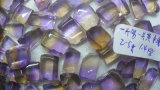 Bi-Color Light Color Ametrine Gemstone Rough Wholesale
