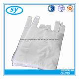 Custom HDPE Plastic T-Shirt Shopping Bag