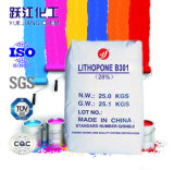 White Pigment Lithopone B301 for Coating (Zns 28% Min)