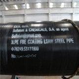 DIN30670 3PE Awwac210 Epoxy Sewage Water Steel Pipe