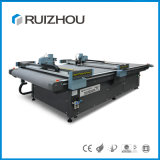 3616 CNC Knife Cutting Machine for Genuine Leather Car Mat with Dual-Head