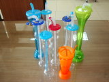Plastic Drinking Straws Cup Bottle