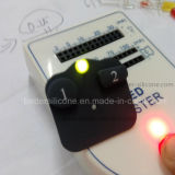 Elastomer Rubber Translucent Silicone Backlight Keypad
