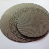 20 Mesh, 0.35 mm Wire, Ss304 Filter Disc Screen, Extruder Screen, Filter Pack