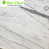 New Designs White Marble Natural Stone Slab for Sale