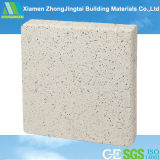 White and Black Ceramic Permeable Flooring Tile