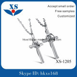 New Arrival Fashion Cross Lover Pendant