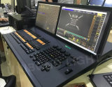 Light Controller DMX Console on PC with Screen