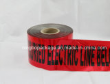 "Underground Detectable Warning Tape with 3"" Width"