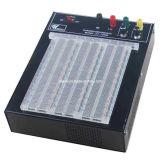 2390 Tie-Points Transparent Power Breadboard