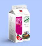 500ml Pasteurized Milk Gable Top Carton