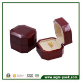 Wholesale Octagon Wooden Jewelry Ring Box