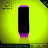 2015 Purple Hot Sale EXW Price LED Fashion Watch (DC-892)