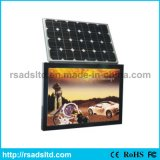 Outdoor Double Side Solar Power Light Box Sign Board