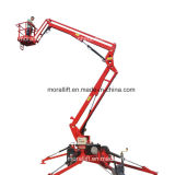 Hot Sale CE Certificated Trailer Boom Lift Truck