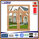 Aluminum Wood Composite Awning Window Swing Windows