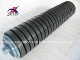 DIN Standard Conveyor Idler Roller with Rubber