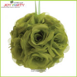 2015 Small Green Flower Ball for Party Decoration