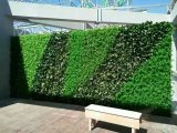 High Quality of Artificial Plants and Flowers of Vertical Garden Gu20170219083323