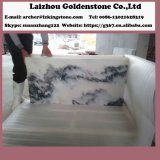 Natural Cloudy Grey Marble Natural Light Blue Marble