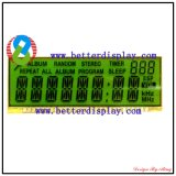 LCM LCD Display Stn Green Negative LCM Customized Module