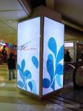 Indoor Vivid Print Backlit Glossy PVC Flex Banner For Supermarket