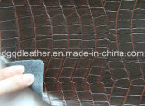 Fire Resistant BS5852 Furniture Leather (QDL-0719)