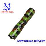 1* AA Battery CREE LED Aluminun Camouflag Flashlight