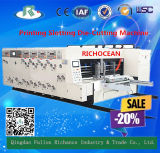 7 Series Multicolor Corrugated Paper Printer Slotter Die Cutter