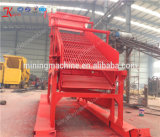 High Efficiency Vibrating Mesh Screen with Large Capacity