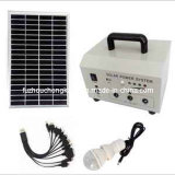 Portable 20W Solar Energy Power System for Home, Field Lighting (FC-D20)