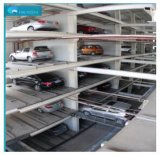 Five Level Automated Parking System with Ce