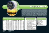 Various Sizes N3-Premium Anchor Rope/Nylon Rope/3 Strands Rope
