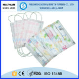 Disposabl Non-Woven Printing Face Mask (WM-PFM141218)