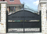 Irnamental Security Entance Iron Gates for House