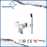 Wall Mount Brass Chromed Body Two Holes Shower Faucet (AF6018-4)