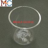 Cylindrical Shape Clear Quartz Crucibles