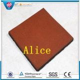 Indoor Rubber Tile/Square Rubber Tile/Wearing-Resistant Rubber Tile