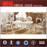 (Hx-3038) Luxury Dining Table Chair Home Kitchen Furniture