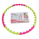 Magnetic Therapy Massage Hula Hoop Js-6013