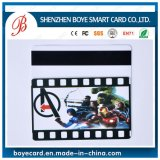 SGS Approved PVC Plastic Advertising Game Card