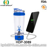 Customized USB Charge Electric Shaker Bottle, BPA Free Vortex Protein Shaker Bottle (HDP-3089)