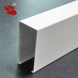 Hot Sales U Shape Suspended Linear Aluminum Baffles False Baffle Ceiling