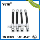 SAE J1401 Yute Brake Hose Fitting Assembly for Auto Parts
