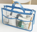 Travel Wash Bag PVC Waterproof Transparent Cosmetic Bag Bag Wash Toiletries Bath Bag