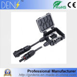 2 Ways 3A/8A /12/15A Diode PV Solar Panel Junction Box