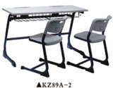 School Desk and Chair with High Quality KZ89A-2
