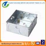 Galvanized Steel 3X3 Electric Conduit Box
